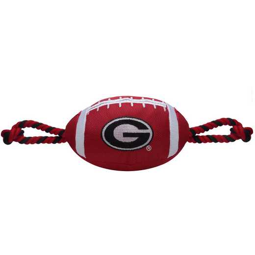 GA-3121: GEORGIA NYLON FOOTBALL