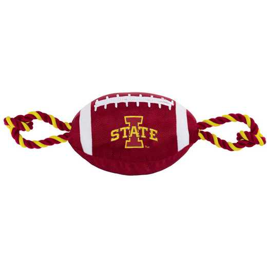 IS-3121: IOWA STATE NYLON FOOTBALL