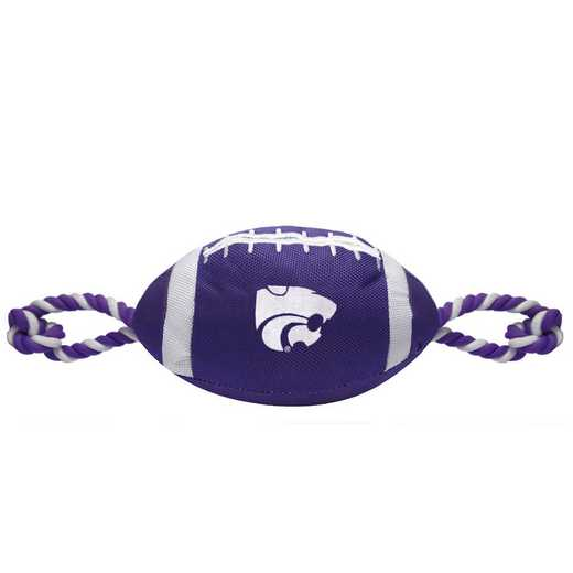 KS-3121: KANSAS STATE NYLON FOOTBALL