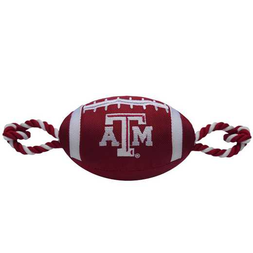 TAM-3121: TEXAS A & M NYLON FOOTBALL