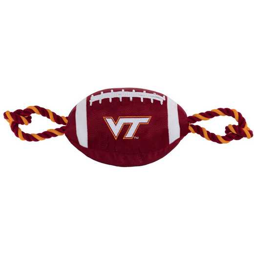 VT-3121: VA TECH NYLON FOOTBALL