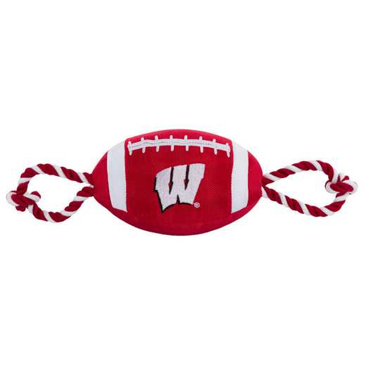 WI-3121: WISCONSIN NYLON FOOTBALL