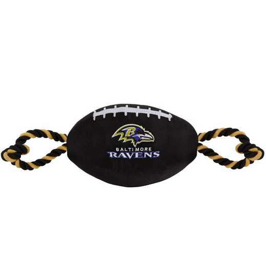 BAL-3121: BALTIMORE RAVENS  NYLON FOOTBALL