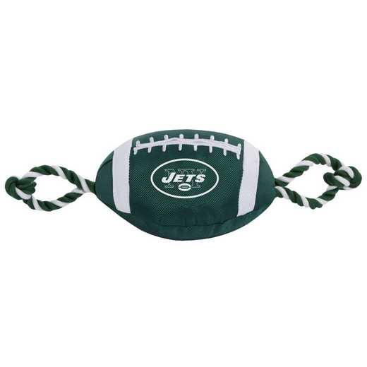 NYJ-3121: NEW YORK JETS NYLON FOOTBALL