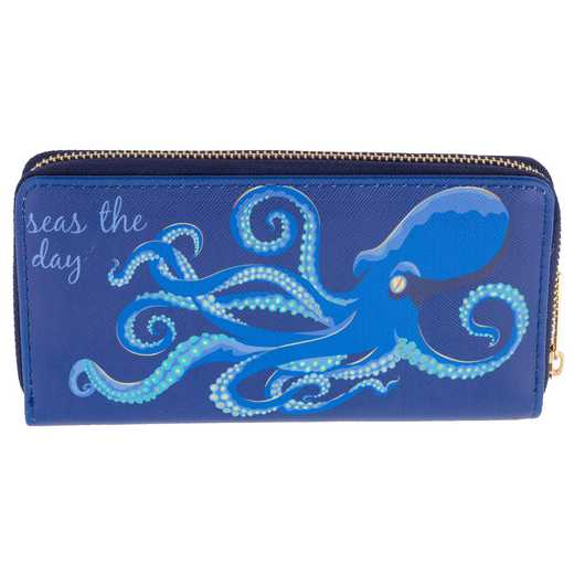 KA302444: Karma LARGE WALLET  OCTOPUS (S19)