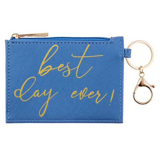 KA3022BLU: Karma ZIP ID BEST DAY EVER (S19)