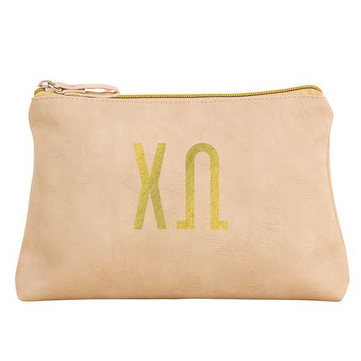 AA3010CO: Alex Co COSMETIC BAG CHI OMEGA
