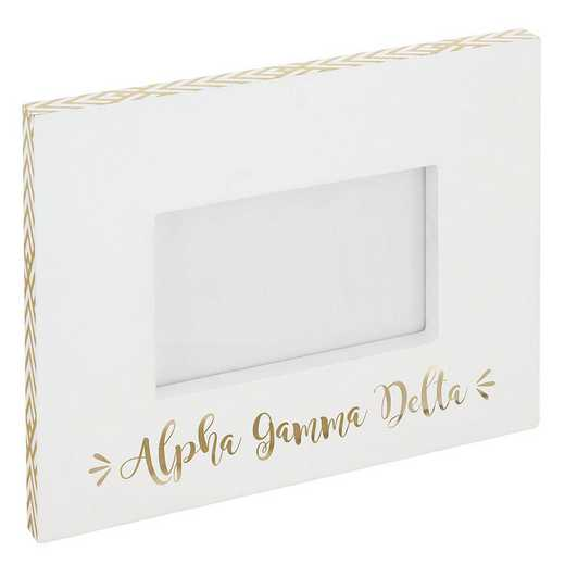AA3019AGD: Alex Co BLOCK FRAME ALPHA GAMMA DELTA
