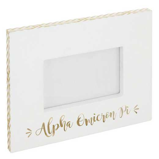 AA3019AOP: Alex Co BLOCK FRAME ALPHA OMICRON PI
