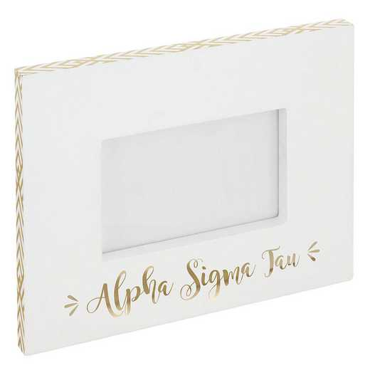 AA3019AST: Alex Co BLOCK FRAME ALPHA SIGMA TAU