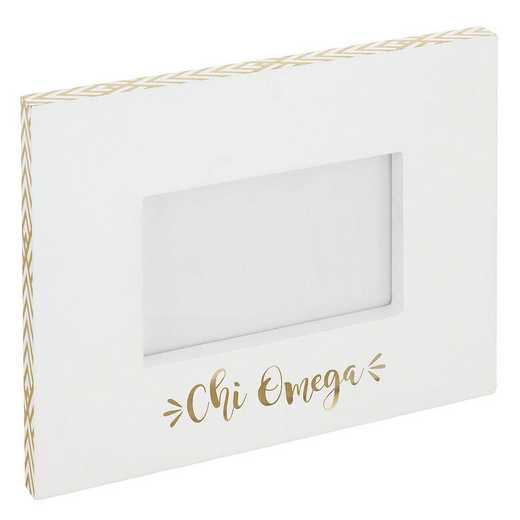 AA3019CO: Alex Co BLOCK FRAME CHI OMEGA
