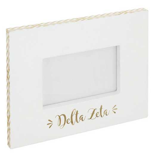 AA3019DZ: Alex Co BLOCK FRAME DELTA ZETA