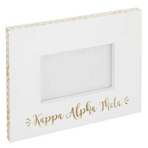 AA3019KAT: Alex Co BLOCK FRAME KAPPA ALPHA THETA
