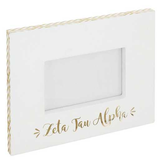 AA3019ZTA: Alex Co BLOCK FRAME ZETA TAU ALPHA