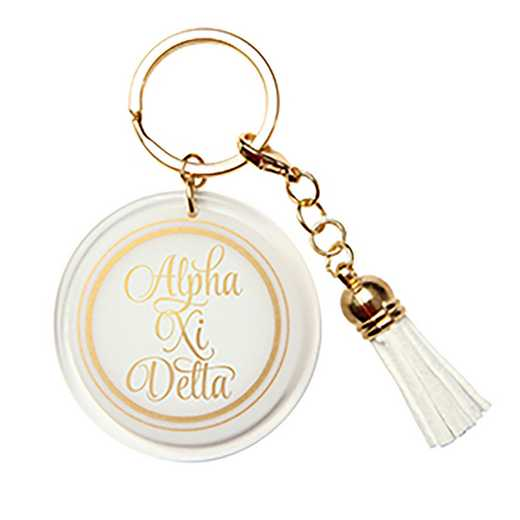 AA3005AZD: Alex Co Acrylic Key Chain