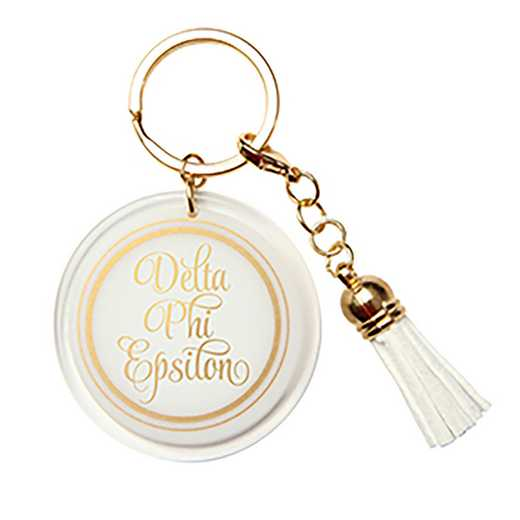 AA3005DPE: Alex Co Acrylic Key Chain