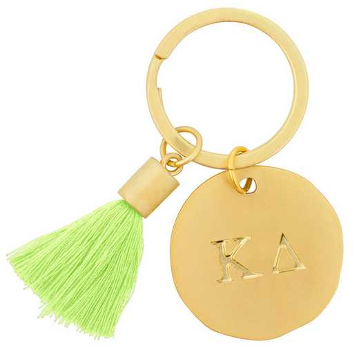 AA3020KD: Alex Co Tassel Keychain