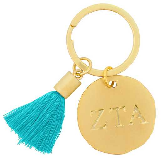 AA3020ZTA: Alex Co Tassel Keychain