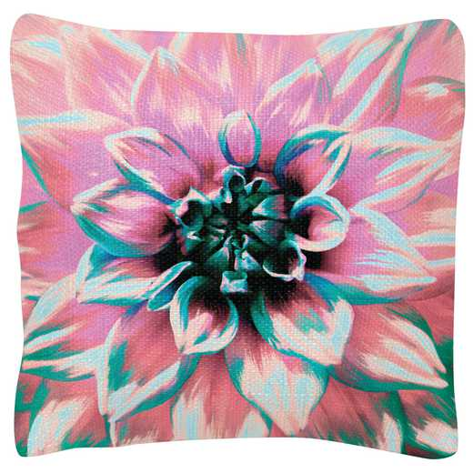KA204830A: Karma SQUARE PILLOWS FLOWER  (S19)