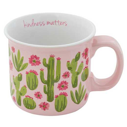 KA301932: Karma CAMP MUG CACTUS (OCT18)