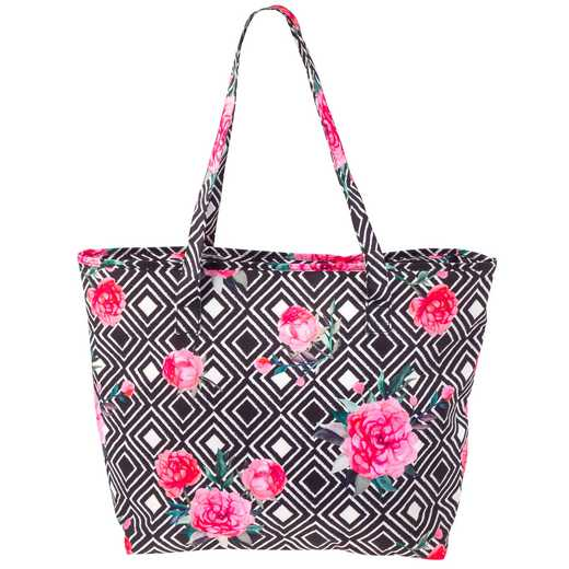 KA302938: Karma Cooler Tote Multicolored Floral