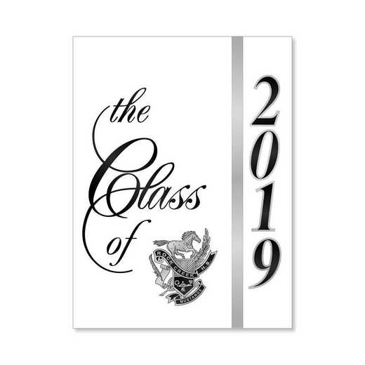 Rock Creek High Traditional Personalized Announcement