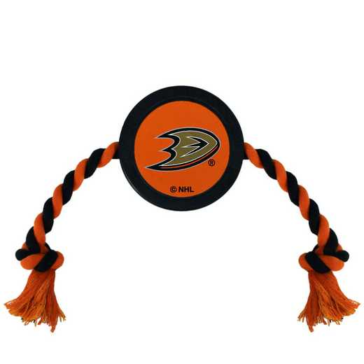 ANA-3233: ANAHEIM DUCKS HOCKEY PUCK TOY