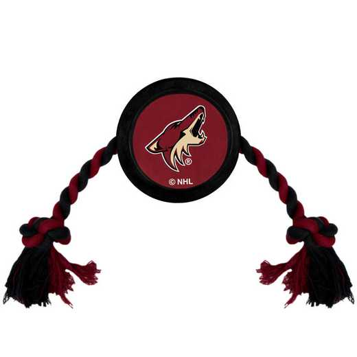COY-3233: ARIZONA COYOTES HOCKEY PUCK TOY