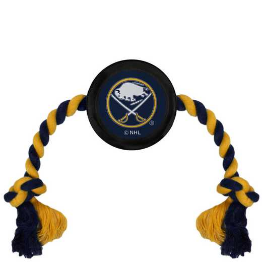 SAB-3233: BUFFALO SABRES HOCKEY PUCK TOY