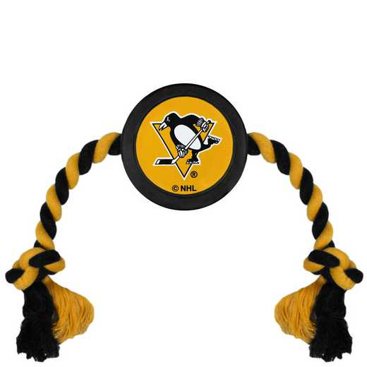 PEN-3233: PITTSBURGH PENGUINS HOCKEY PUCK TOY