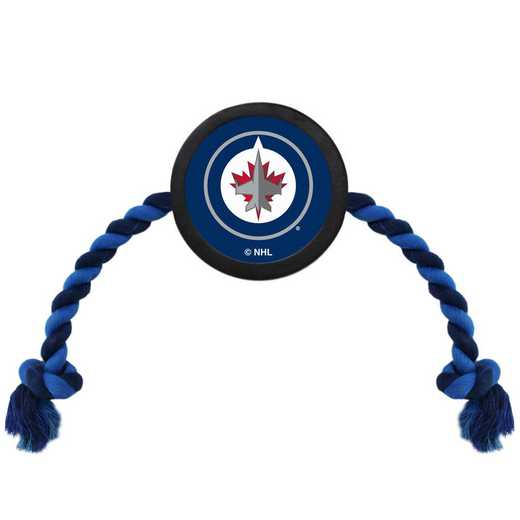 WIN-3233: WINNIPEG JETS HOCKEY PUCK TOY