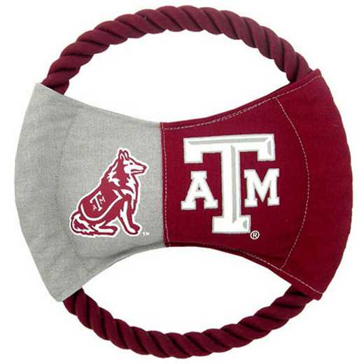 TAM-3032: TEXAS A & M ROPE TOY