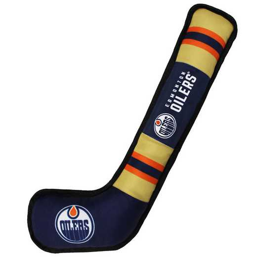 OIL-3232: EDMONTON OILERS HOCKEY STICK TOY