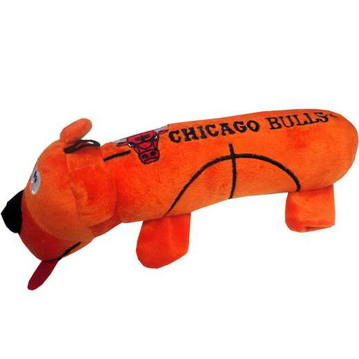 BUL-3073: CHICAGO BULLS TUBE TOY