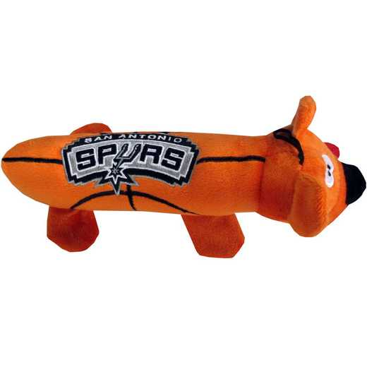 SPU-3073: SAN ANTONIO SPURS TUBE TOY