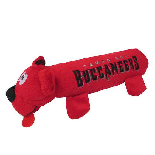 TBB-3073: TAMPA BAY BUCCANEERS TUBE TOY