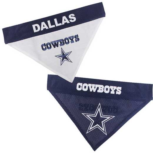 DALLAS COWBOYS Reversible Pet Bandana