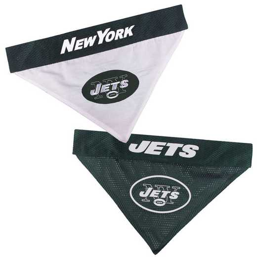NEW YORK JETS Reversible Pet Bandana