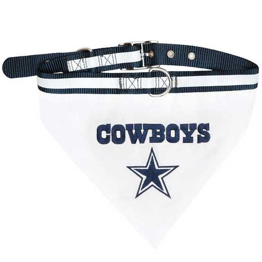 DALLAS COWBOYS Bandana Dog Collar