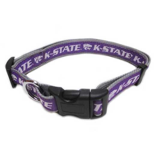 KANSAS STATE Dog Collar