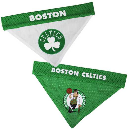 BOSTON CELTICS Reversible Pet Bandana