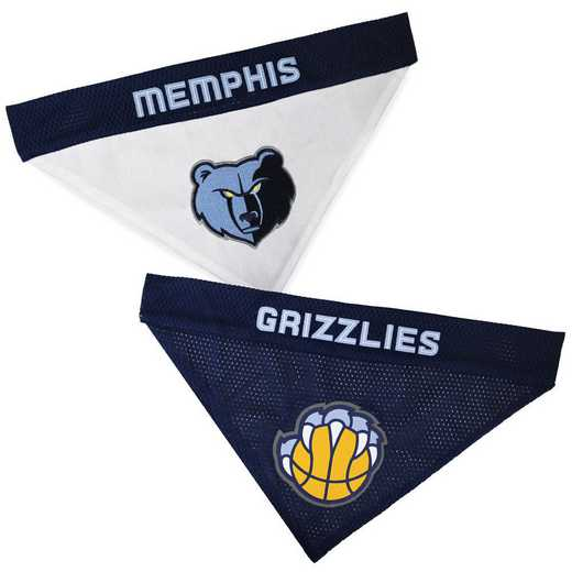 MEMPHIS GRIZZLIES Reversible Pet Bandana