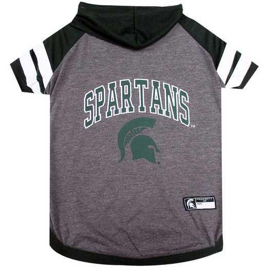 MICHIGAN STATE  Pet Hoodie T-Shirt