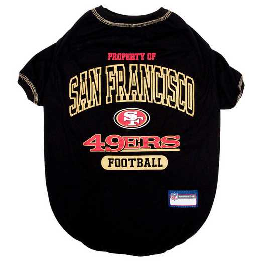 SAN FRANCISCO 49ERS Pet T-Shirt