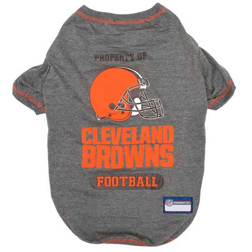CLEVELAND BROWNS Pet T-Shirt