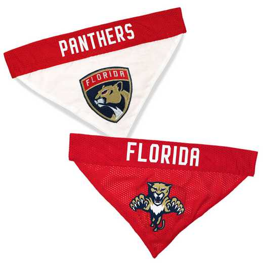 FLORIDA PANTHERS Reversible Pet Bandana