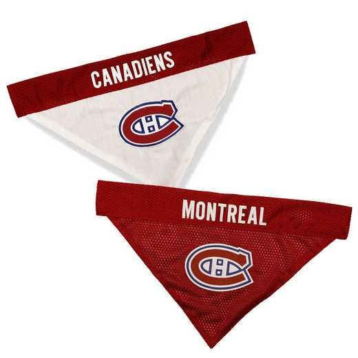 MONTREAL CANADIENS Reversible Pet Bandana
