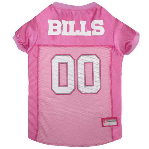 BUFFALO BILLS Pink Pet Jersey