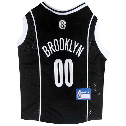 BROOKLYN NETS Mesh Basketball Pet Jersey