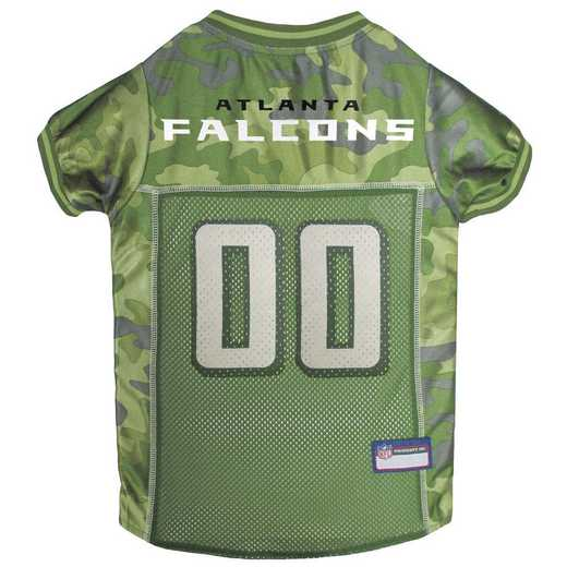 ATLANTA FALCONS Pet Camo Jersey